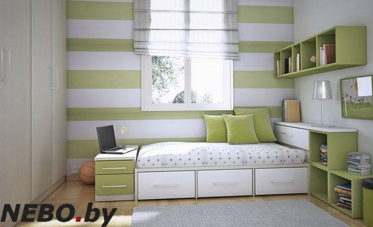 Мебель для детской комнаты: фото и дизайн  в Минске