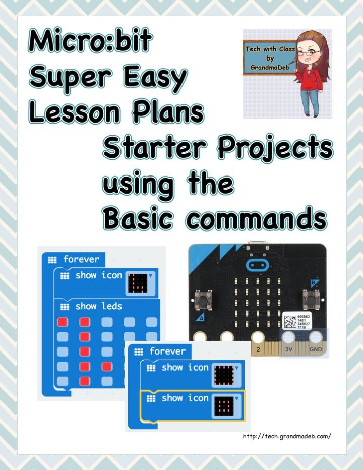 Micro:bit Super Easy Beginner Exercises | Micro:bit for