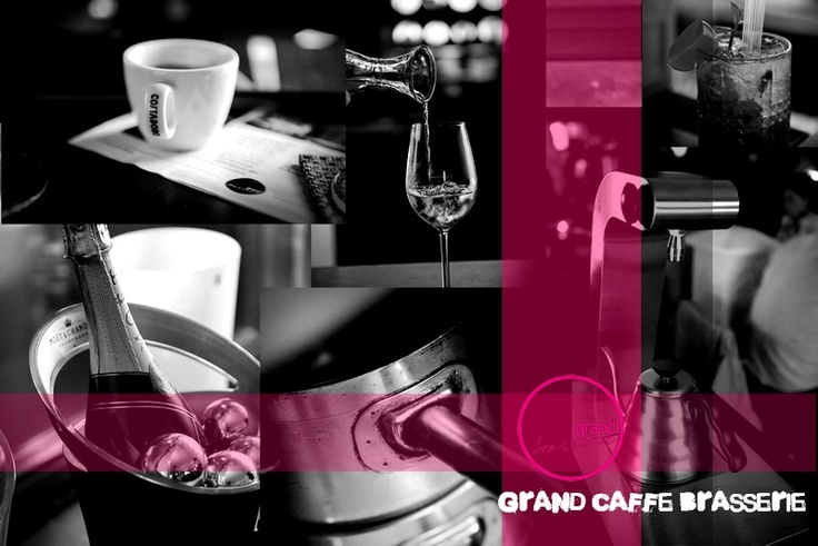 party at grand caffe