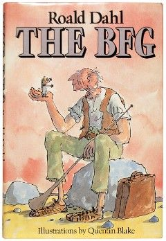 TheBFG - still remember when they read this to us too.  Every parent should read this to their children!