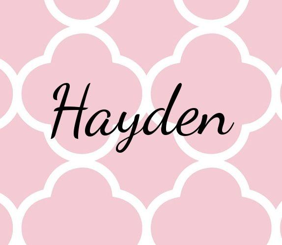 cute baby names, Baby names, baby girl names, hayden, baby, Girl, baby girl, pink, newborn, pregnant, baby bump #babyname #babygirlname