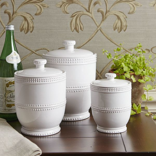 3-Piece Janet Canister Set