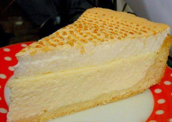 """Самые вкусные рецепты: Творожный торт """"Слезы ангела"""""""