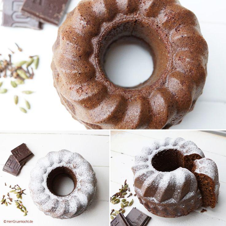 Im Kochlabor duftet es nach Kardamom, Zimt und Nelken - im Ofen steht ein Gewürzkuchen. Dazu etwas Schlagsahne – ein Espresso, ein Kaffee oder einen Tee:)