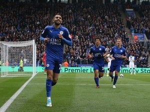 Leicester City winger Riyad Mahrez decides to accept Arsenal move?