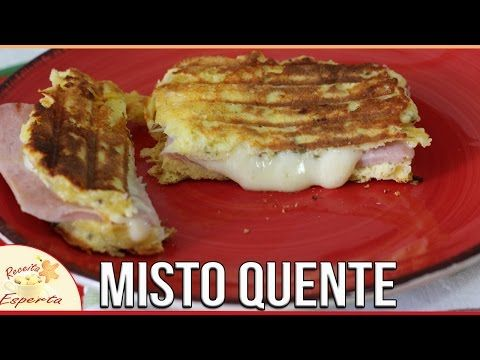 #18 MISTO QUENTE LOW CARB | #30receitaslowcarb - YouTube
