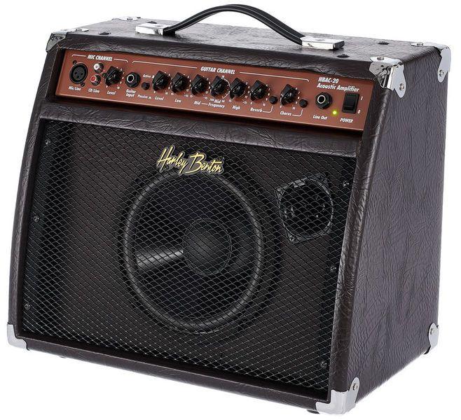 Harley Benton Hbac 20 Benton Acoustic Guitar Amp Tweeter