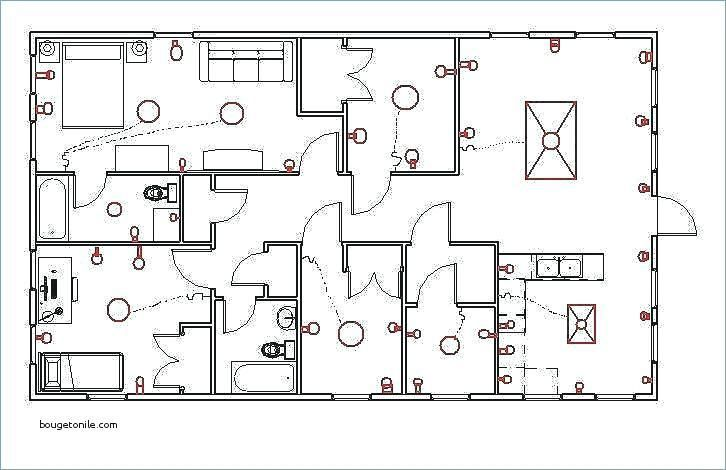 house wiring diagrams residential wiring diagram symbols throughout house  electrical wiring diagram symb… | Residential wiring, House wiring, Residential  electricalPinterest