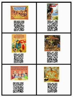 Technology in the Classroom with Ebooks and QR Codes. The Schroeder Page FREE Listening Center Codes for Fall
