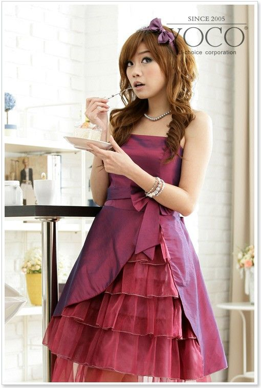 112 Best images about Korean Prom Dresses on Pinterest   College ...