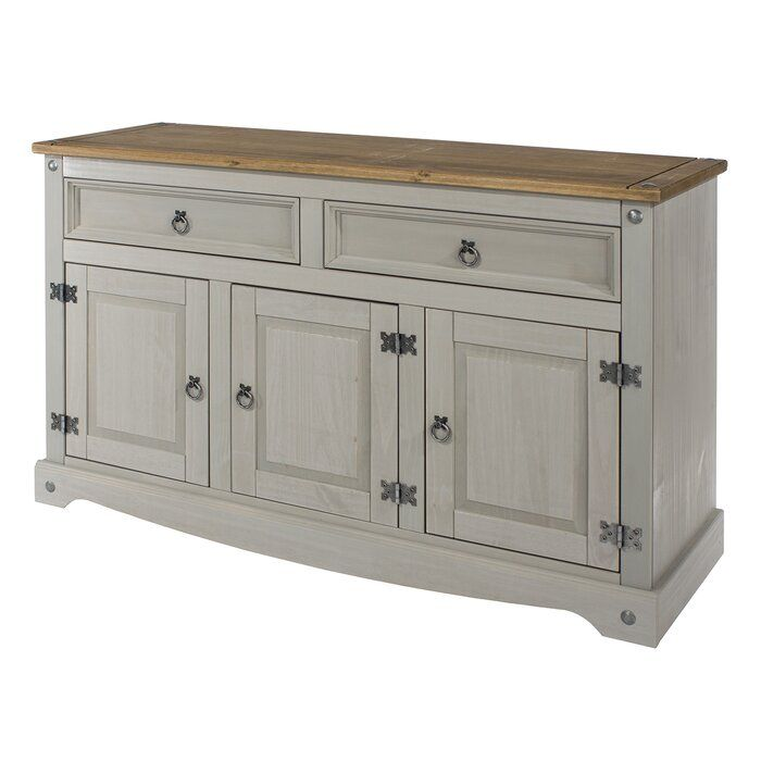 Pin By Ed W On Home Decor Wood Buffet Large Sideboard Furniture