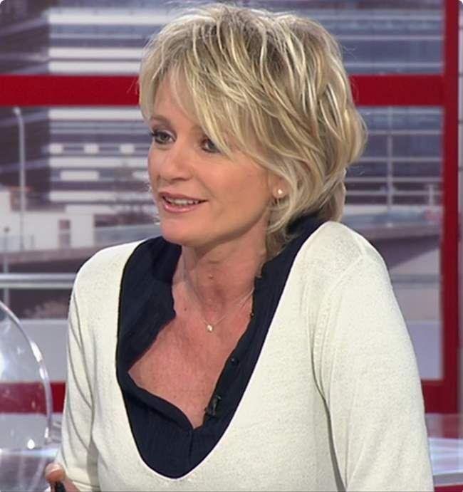 Coupe De Sophie Davant