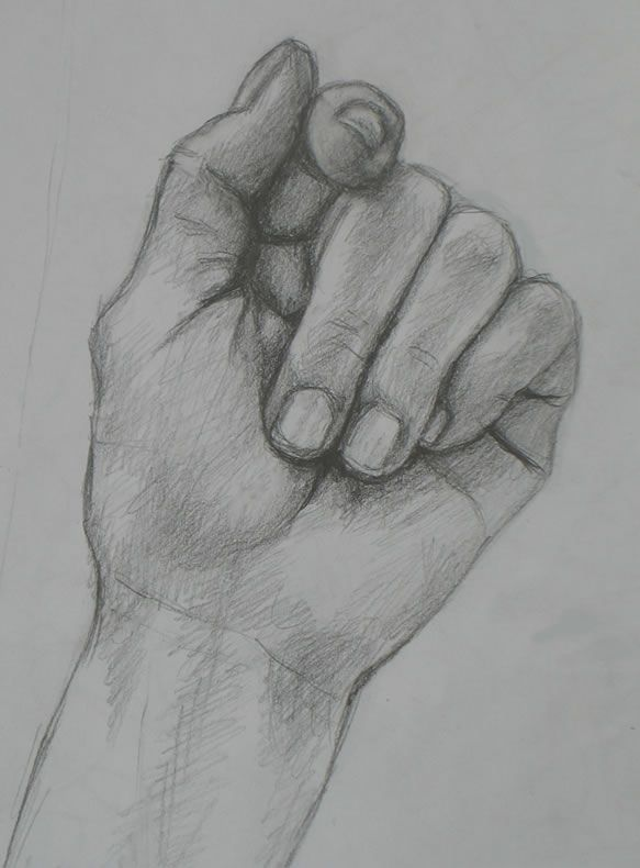 A Hand Never Forgets