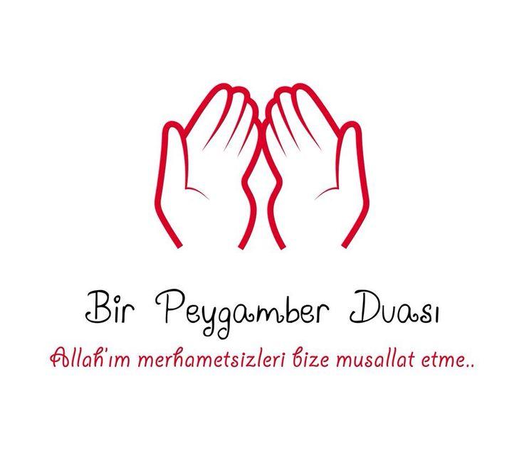 Bir Peygamber Duası..