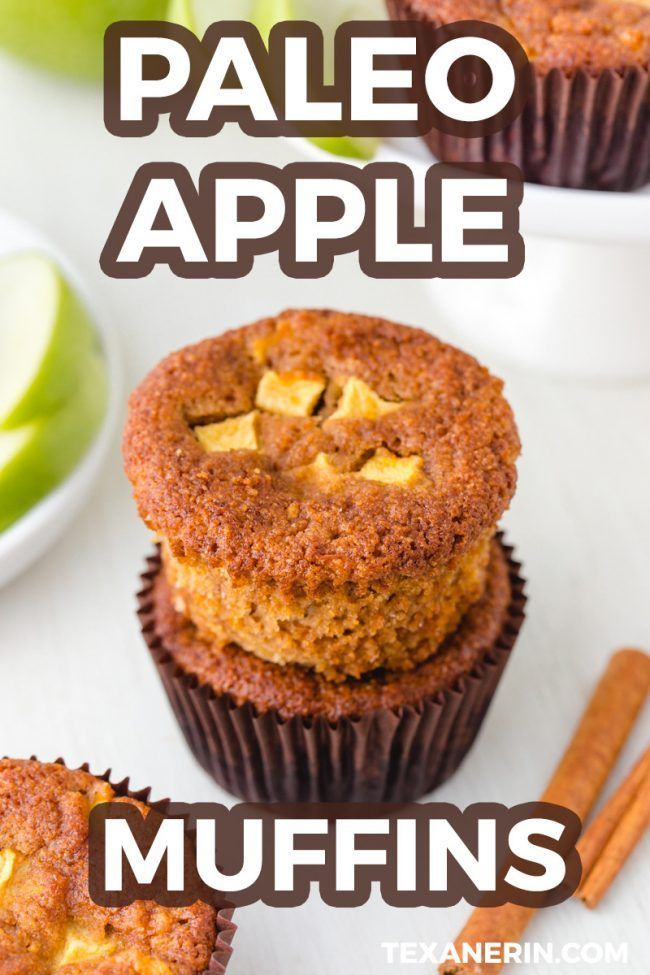 Delicious Paleo Apple Muffins Will Make A Wonderful Fall Breakfast