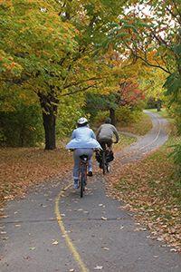 Hiking, Biking, and Trails in Door County, Wisconsin