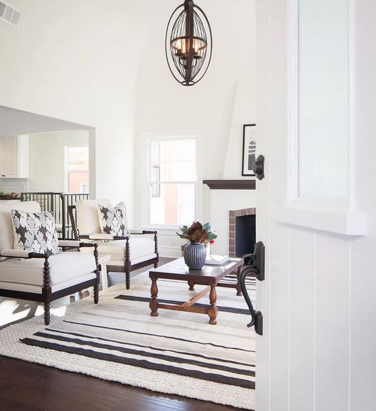 Bright and beautiful  the Kingsley Accent Chairs are the perfect contrast  between light and dark. Best 25  Spindle chair ideas on Pinterest   Spool chair  Cream and