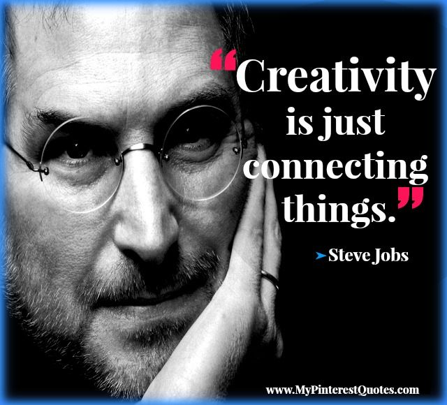 Steve Jobs Quotes About Creativity
