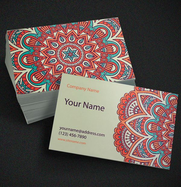 Pin by Online Logo Maker on Business Cards Templates ...