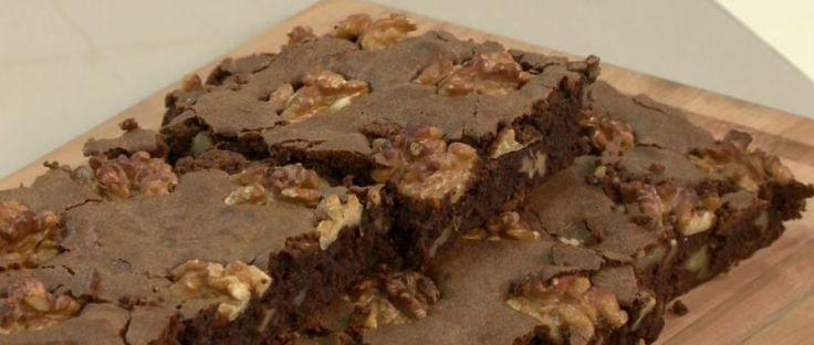 Masa de brownie