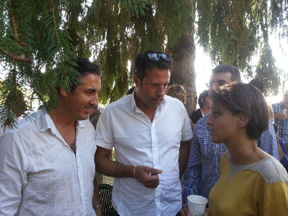 Rencontre du Ministre de l'Éducation Nationale Najat Vallaud Belkacem et Jamel El Ayachi