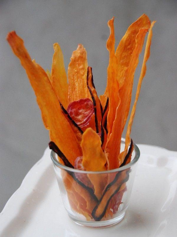 Chips de légumes maison (8)