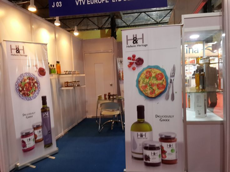 H&H at Annapoorna 2014 World of Food, India