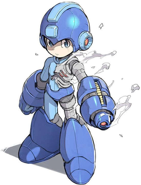All Games Beta: Mega Man animated series coming in 2017
