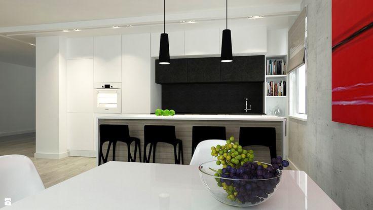 Kuchnia styl Minimalistyczny - zdjęcie od ZEN Interiors - Kuchnia - Styl Minimalistyczny - ZEN Interiors