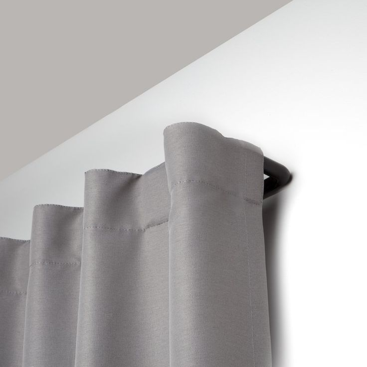 Twilight Room Darkening Curtain Double Rod