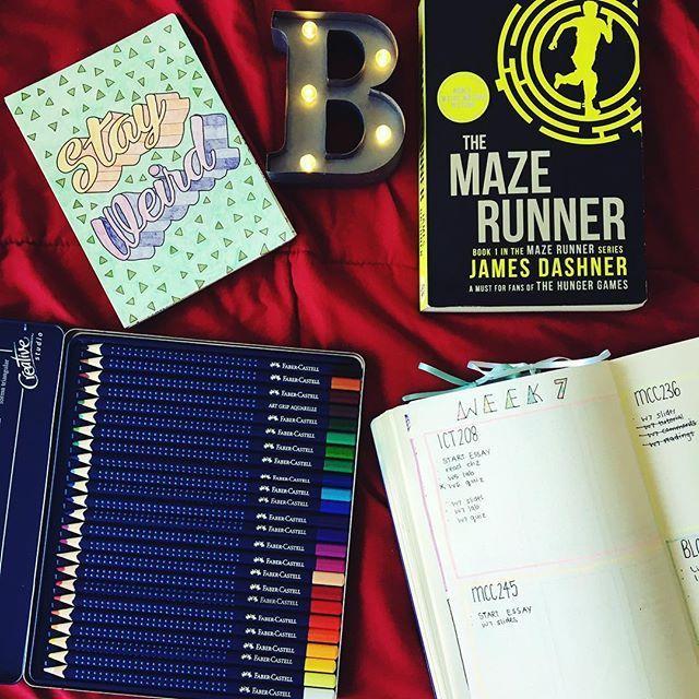 Binx Thinx About: The Maze Runner