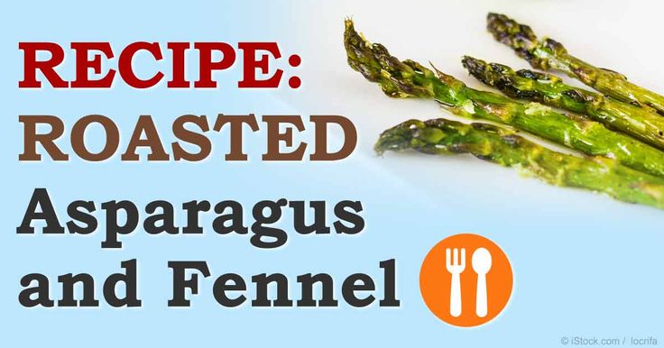 Taste the delicious flavor of roasted asparagus in this hearty recipe, which also features the Mediterranean favorite, fennel. http://articles.mercola.com/sites/articles/archive/2015/04/19/roasted-asparagus-recipe.aspx