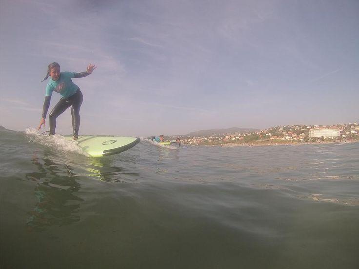 Disfruta del surf desde los primeros dias