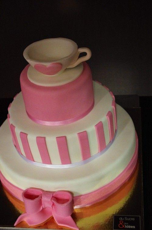 Gâteau de mariage sur mesure: Mariage Sur, Custom Made