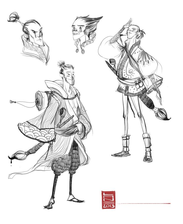 Concept Character Design Tutorials : Best character design tutorials images on pinterest
