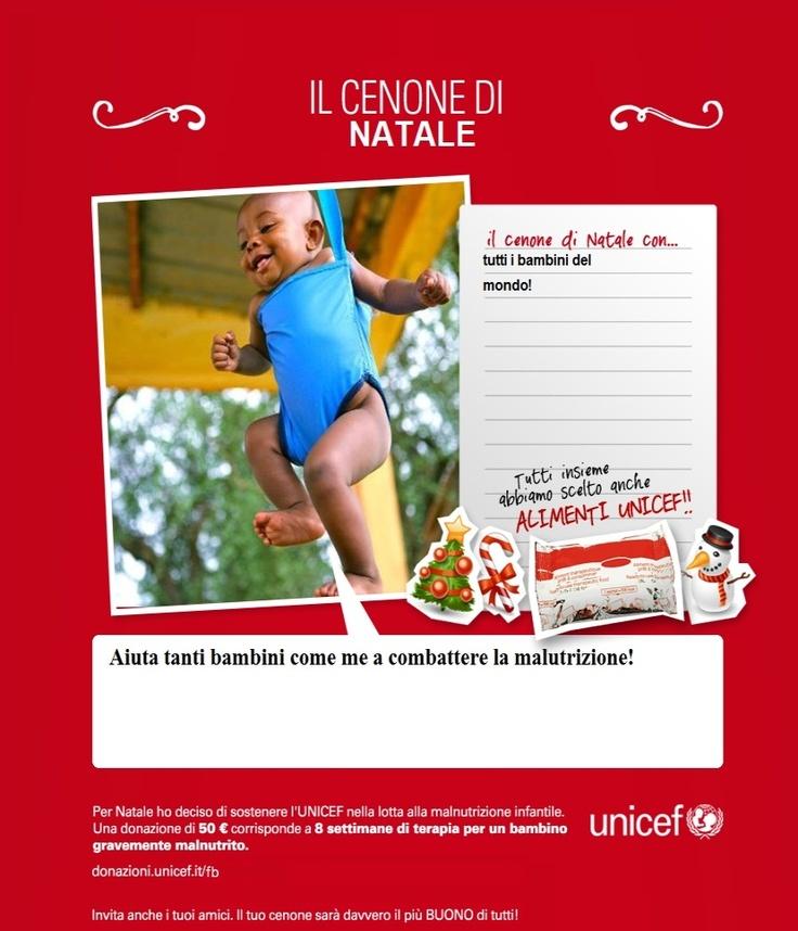 Aiutateci a far girare questa applicazione! Ci aiuterete a sostenere la campagna contro la malnutrizione infantile. Caricate la vostra foto, invitate i vostri amici e condividetela su facebook. Il vostro aiuto sarà prezioso perché ci aiuterete a sensibilizzare su un tema che ci sta a cuore. https://apps.facebook.com/479858075388608