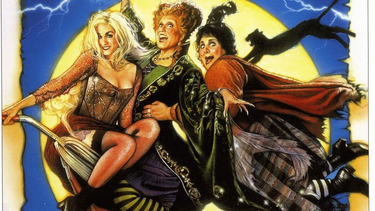 Hocus Pocus - Trailers, Reviews and Ratings By Kids