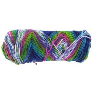 Absolutely Love this yarn.  Jazz I Love This Yarn Stripes Yarn from Yarn Bee is richly colored and unbelievably soft -- perfect for hats, scarves, shawls, sweaters, afghans and more.