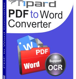 Tipard PDF to Word Converter 3.1.6.17090 + Crack