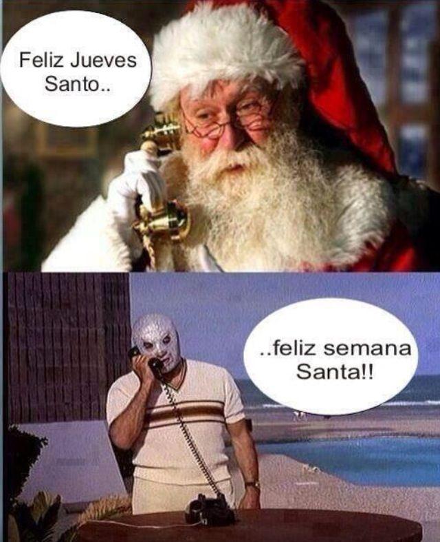 El Santo y Santa