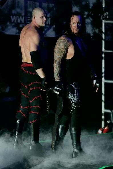 The Brothers of Destruction - Kane and The Undertaker