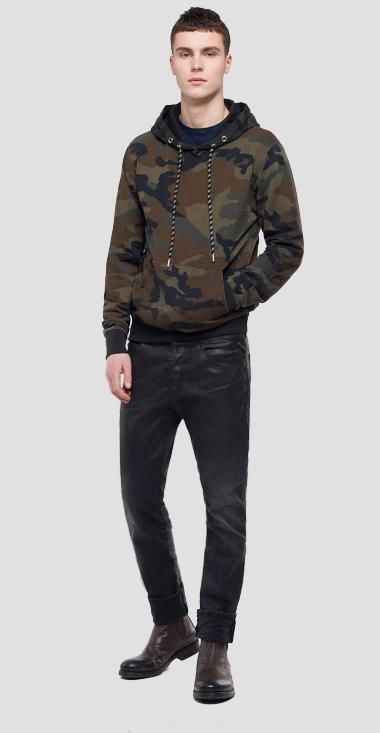 Pin by Chris Cooper on young mens | Camo hoodie, Sweaters ...