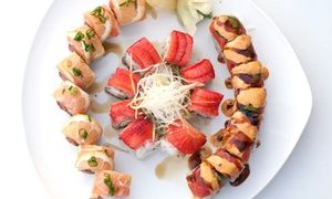 Groupon - $ 15 for $30 Worth of Sushi and Japanese Food at Rock Lobster in…