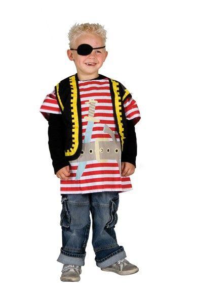 Verkleedkleren piraat