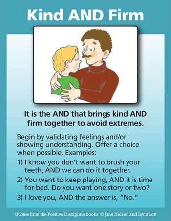 """Kind and Firm Parenting via Positive Discipline.com   """"It is important that parents do not MAKE children suffer, but sometimes it is most helpful to """"allow"""" them to suffer with support and empathy."""""""
