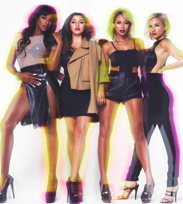 Video: Danity Kane Debuts New Song in L.A.