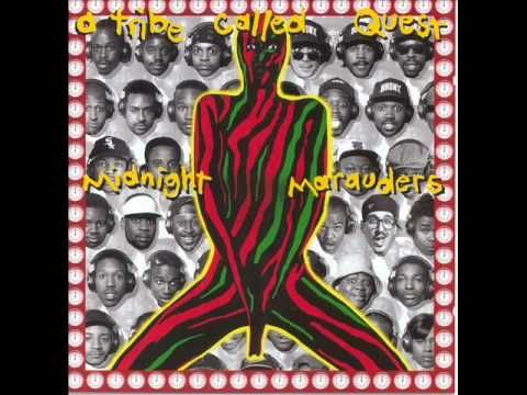 Award Tour - A Tribe Called Quest.  I forgot how much I love this album.