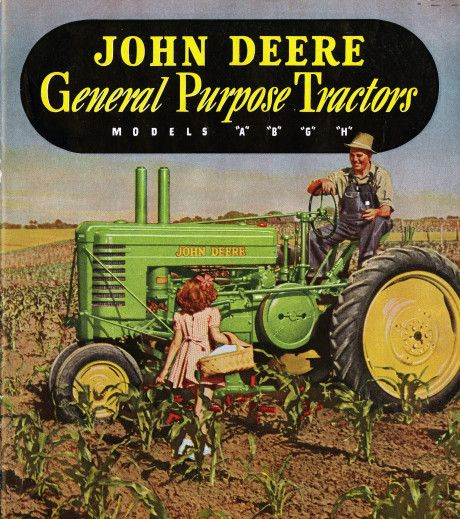 John Deere Poster : Best images about vintage ads posters signs other