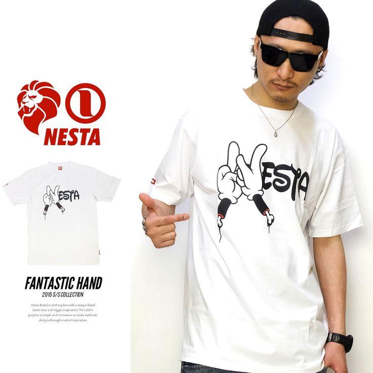 ネスタブランド NESTA BRAND Tシャツ メンズ FANTASTIC HAND :5v3230:DEEP B系・ストリートファッション - 通販 - Yahoo!ショッピング
