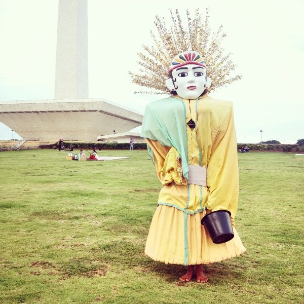 MONAS, by Andri Tambunan - Invisible Photographer Asia (IPA)